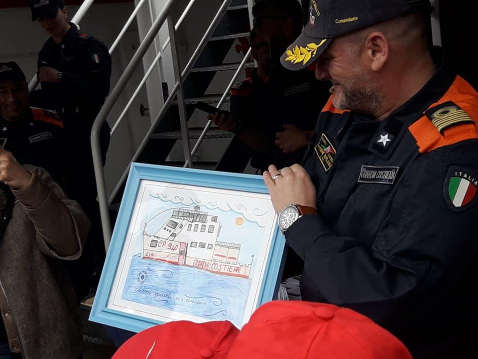 Visita Guardia Costiera